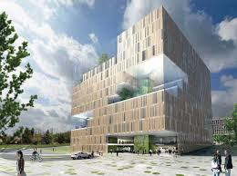 green eco office building interiors natural light. Green Eco Office Building Interiors Natural Light. Cube Oslo Light A