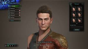 monster hunter world guide how to change your appearance