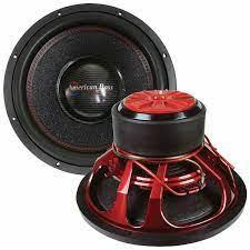 American Bass HAWK 15 In. Dual 4 Ohm Voice Coil 3000 Watt Subwoofer Speaker  - Walmart.com - Walmart.com