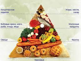 Рациональное питание принципы основы меню нормы Основы рационального питания