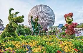 disney flower and garden. Modren Disney Update On The 2018 Epcot International Flower U0026 Garden Festival For Disney And G