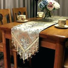 kitchen papers s cake table runner