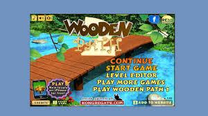 Wooden Path Game Build Them Bridges AZ Puzzle Games W is for Wooden Path 17