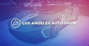 LA <b>Auto</b> Show: Nov 22 - Dec 1 at LA Convention Center
