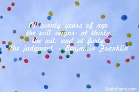 Join us on facebook, twitter and pinterest. 40th Birthday Quotes