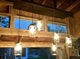 full size of reclaimed wood chandelier pottery barn elena bead 6 mason jar kitchen glamorous inspiring