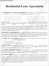 Printable Lease Agreement New 54 Lovely A Lease Agreement To Print ...