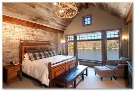 Traditional Bedroom Designs Gorgeous Traditional Bedroom Design With Rustic Furniture Set Providing