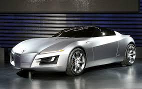 acura sport car concept