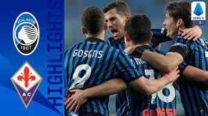 Atalanta 3-0 Fiorentina | Atalanta see off Fiorentina