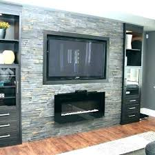 fireplace wall unit electric fireplaces units best ideas on custom modern stone