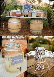 Roundup 20 Amazing DIY Outdoor Wedding Ideas  CurblyDiy Backyard Wedding Decorations