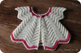 Baby Sweater Crochet Pattern