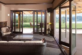 folding patio doors. Folding Doors For Indoor-outdoor Living Lifestyle. Folding Patio