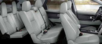 land rover discovery sport third row seating