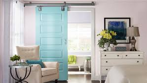 bedroom sliding door into bathroom