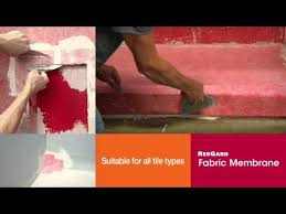 redgard waterproofing membranes