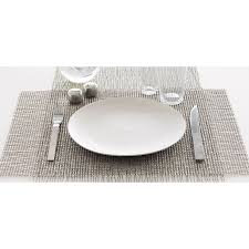 chilewich lattice modern placemat  collectic home
