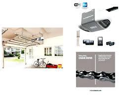 chain vs belt garage door opener garage door opener drive strong garage door opener