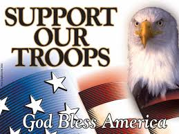 Image result for support the troops