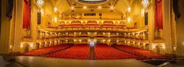Orpheum Theatre Memphis Interactive Seating Chart Orpheum Theatre Detailed Seating Chart Seating Details