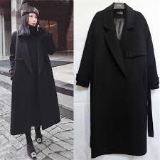 Women's <b>2019</b> New <b>Fashion</b> Solid Trench Coat Full Sleeve Turn ...