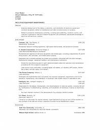 Maintenance Resume Sample Hotel Maintenance Resume Sample Billigfodboldtrojer 37