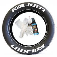 Falken Wildpeak At3w Size Chart Falken Tire Lettering Kit