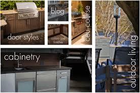 Complete Outdoor Kitchen Luxury Outdoor Kitchens Brown Jordan Outdoor Kitchens