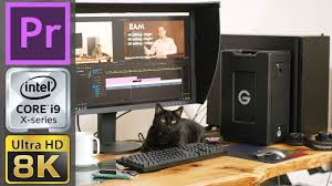 build your own premiere pro editing computer