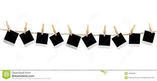 multiple empty picture frames. Mutiple Blank Polaroid Frames Hanging Clothesp Multiple Empty Picture P