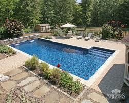 rectangular inground pool designs. Inground Pool Designs How To Make Your Own Design Ideas 9 Rectangular L
