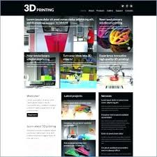 art portfolio template printing king free website template templates company download screen