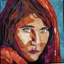 Art Quilts Celebrate Women's History Month | The Siskiyou & Sharbat ... Adamdwight.com