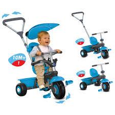 smart trike sport in ride on  blue  big w