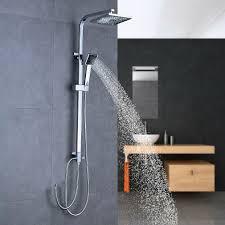 Komplettsysteme Duschsystem Regendusche Duscharmatur