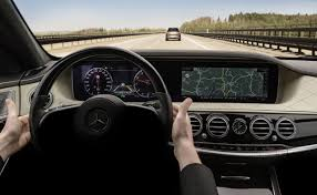 2018 mercedes benz concept. 2018 mercedes-benz s-class will automatically brake for bends and intersections mercedes benz concept h