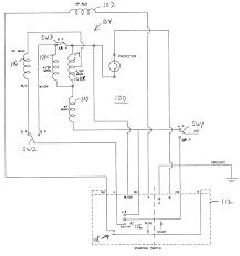 electric motor wiring diagram capacitor allove me rh allove me