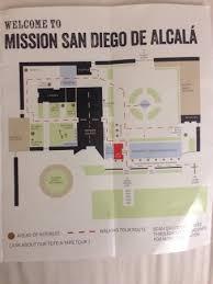 California Missions Article By Carole Terwilliger MeyersMission San Diego De Alcala Floor Plan