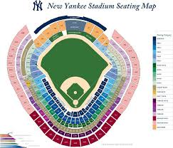 Yankee Stadium Seating Chart Yankees Seating Guide In 2019