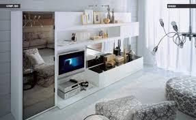 Comfortable Stylish Living Room Designs with TV Ideas08 Find Fun