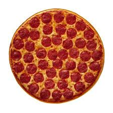 whole pepperoni pizza.  Whole Whole Pepperoni Pizza Stock Photo Picture And Royalty Free Image Image  7424980 To E