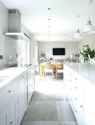 all white kitchen designs. Modern White Kitchen Gloss Cabinets Best Ideas On . All Designs