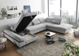 Details Zu Couch Melfi R Sofa Schlafcouch Wohnlandschaft Bettsofa Schlaffunktion U Form