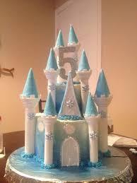 Wilton Castle Cake Frozen Edition Possible Birthday Ideas In 2019