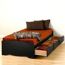 twin xl platform bed frame – panoramicas.org