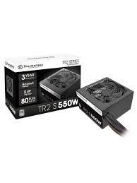 <b>Блок питания Thermaltake TR2</b> S 550W (PS-TRS-0550NPCWEU-2 ...