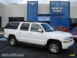 2004 Chevrolet Suburban 1500 Z71 4x4 in Summit White - 241512 ...