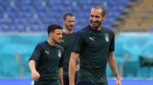 """EM 2021: Italien-Kapitän Chiellini: """"Es wird ein Abend voller Emotionen"""" -  Fussball - Bild.de"""