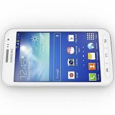 Samsung Galaxy Core Advance 3D Model ...